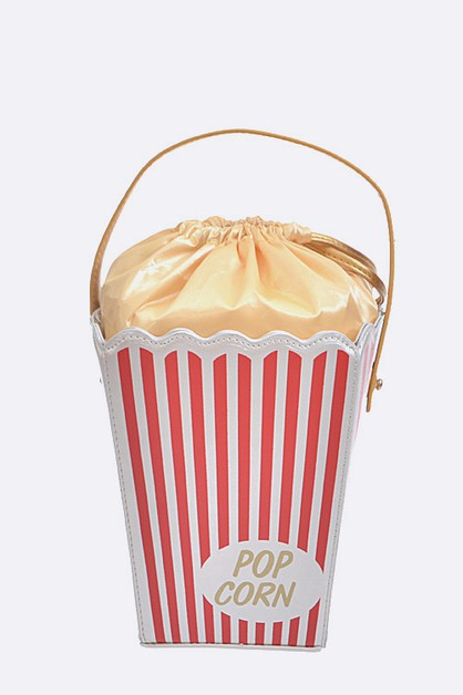 Iconic Popcorn Fashion Small Bag - orangeshine.com