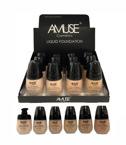 Amuse Liquid Foundation - orangeshine.com