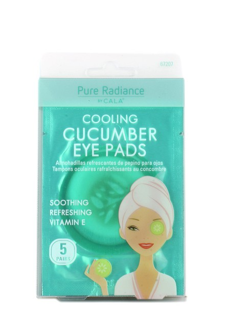 CALA CUCUMBER EYE PADS  - orangeshine.com