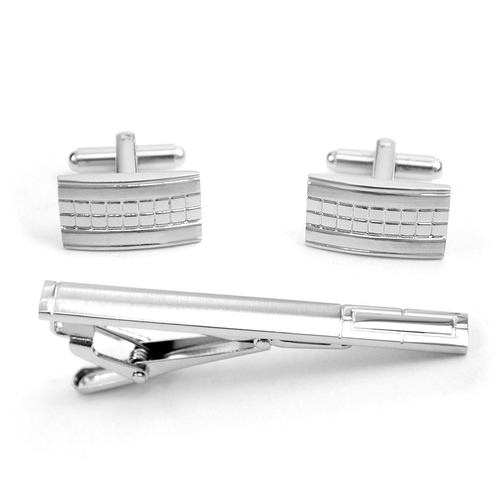 Cufflink and Tie Bar Set - orangeshine.com