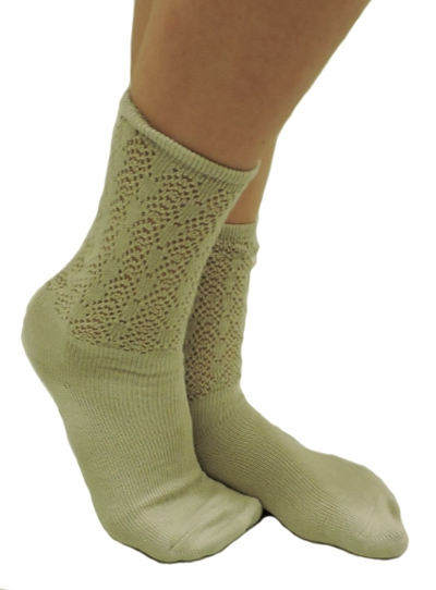 Open Weave Socks - orangeshine.com