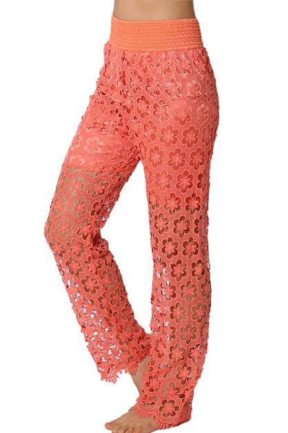 Crochet Pants P200 - orangeshine.com