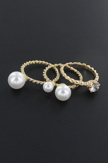 3-pc Multi Ring Set - orangeshine.com