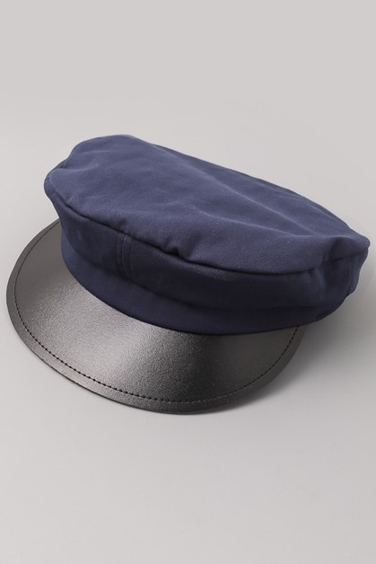 Top it Off Lieutenant Hat - orangeshine.com