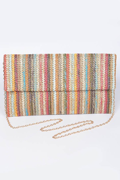 Hippie Style Envelope Clutch - orangeshine.com