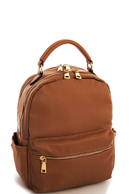 Fashion Cute Multi Pocket Backpack - orangeshine.com