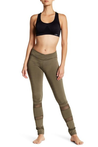 Triple Mesh Legging - orangeshine.com
