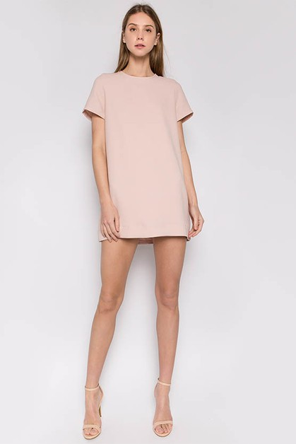 T-SHIRT DRESS - orangeshine.com