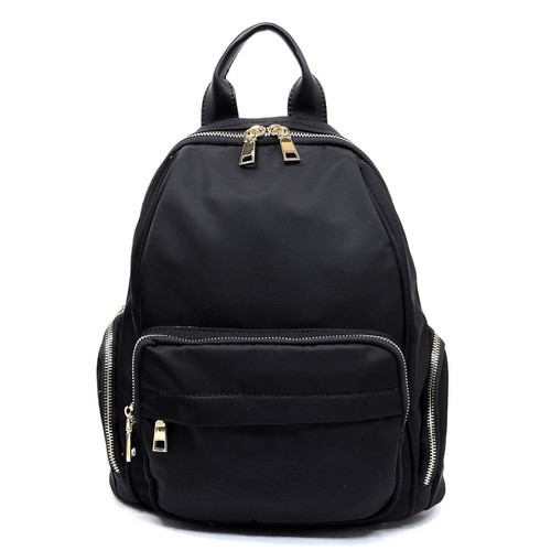 Fashion Nylon Backpack - orangeshine.com