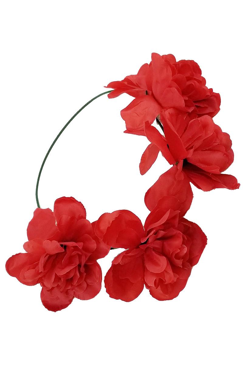 Funteze wholesale flower crown headwrap orangeshine flower crown headwrap orangeshine izmirmasajfo