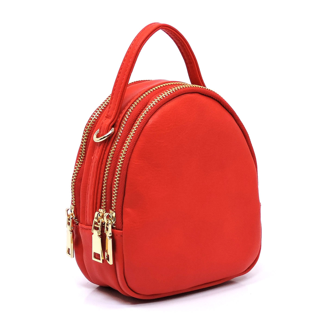 Fashion Multi Compartment  Mini Bag - orangeshine.com