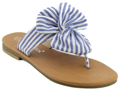 ADRIAN-03-TT  Slip On Thong Sandals - orangeshine.com