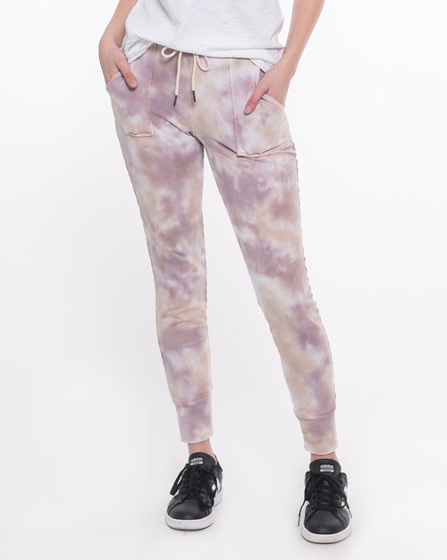 Tie Dyed Pocket Joggers - orangeshine.com