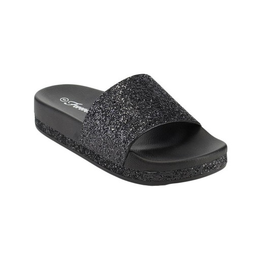 VISTE-04-FE Slide Sandals - orangeshine.com