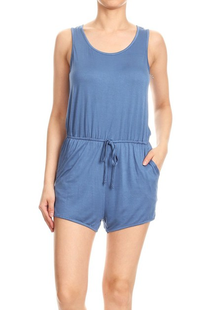 Rayon fashion romper  - orangeshine.com