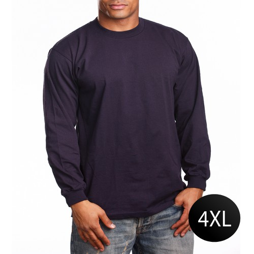 SUPER HEAVY LONG SLEEVE-C-4XL - orangeshine.com