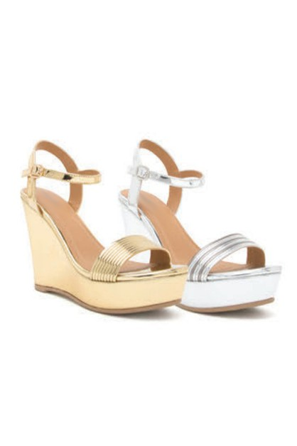 METALLIC WEDGE - orangeshine.com