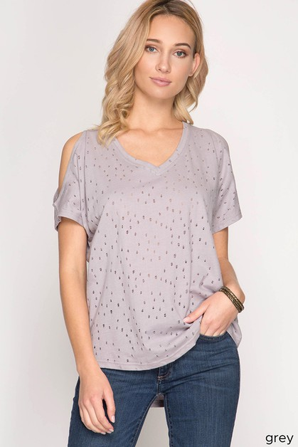 SL6779 - DISTRESSED TOP - orangeshine.com