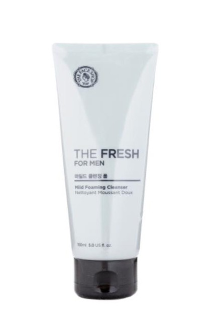 The Fresh For Men Mild Foaming Clean - orangeshine.com