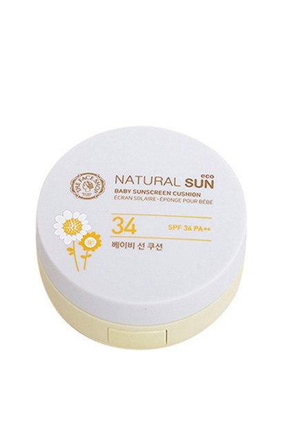 Natural Sun Eco Baby Mild Sunscreen  - orangeshine.com