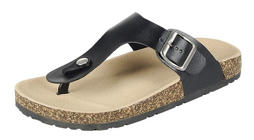 BIRKEN-12-FE Thong Slide Sandals - orangeshine.com