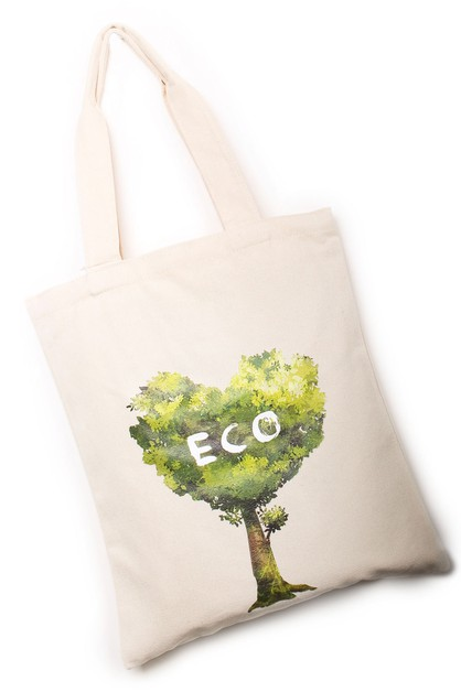 ECO Tree Reusable Bag - orangeshine.com