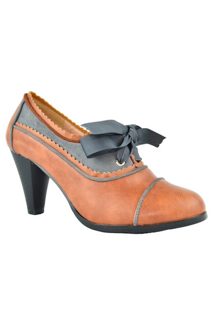 VINTAGE LOW HEEL - orangeshine.com