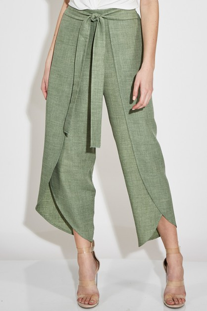 LINEN PANTS - orangeshine.com
