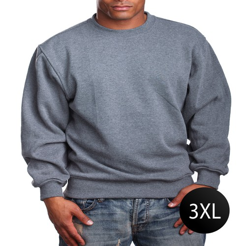 CREW NECK SWEATER-C-3XL - orangeshine.com