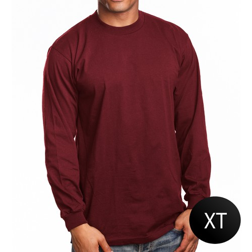 SUPER HEAVY LONG SLEEVE-C-LT-XL - orangeshine.com