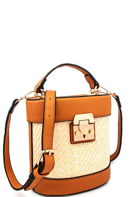 Fashion Trendy Crossbody Bag - orangeshine.com
