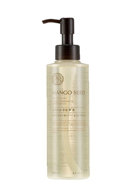 Mango Seed Oil To Foam - orangeshine.com