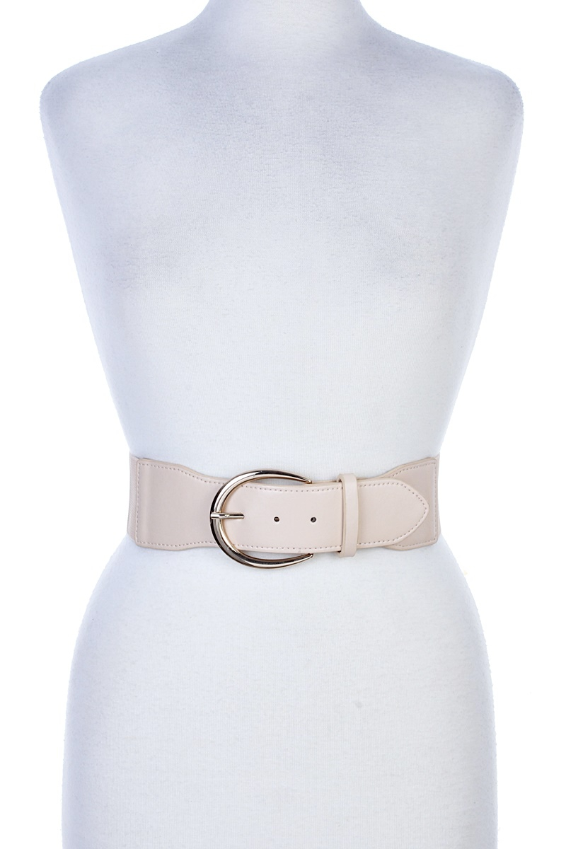 STRETCH BUCKLE BELT - orangeshine.com