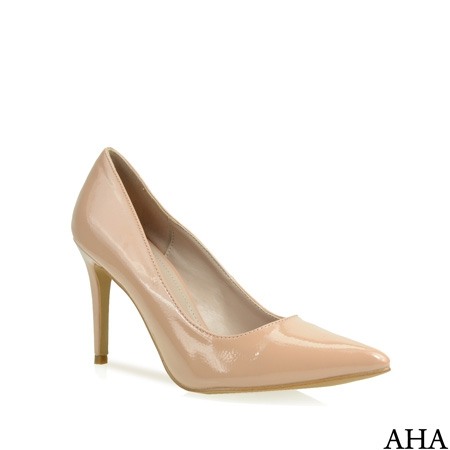 POINTY HIGH HEEL PUMPS - orangeshine.com