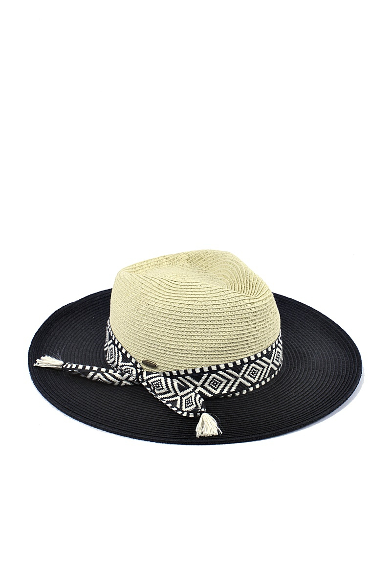 TWO TONE FLOPPY HAT - orangeshine.com