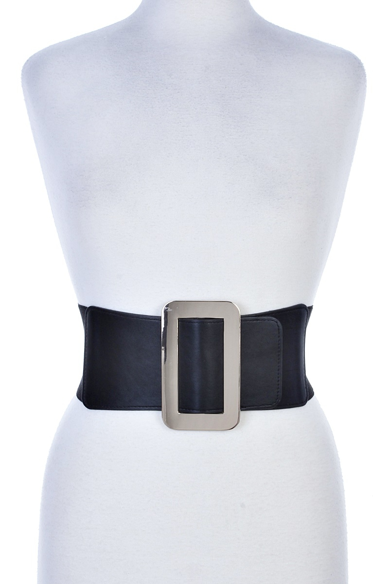 OVER SIZED STRETCH BELT - orangeshine.com