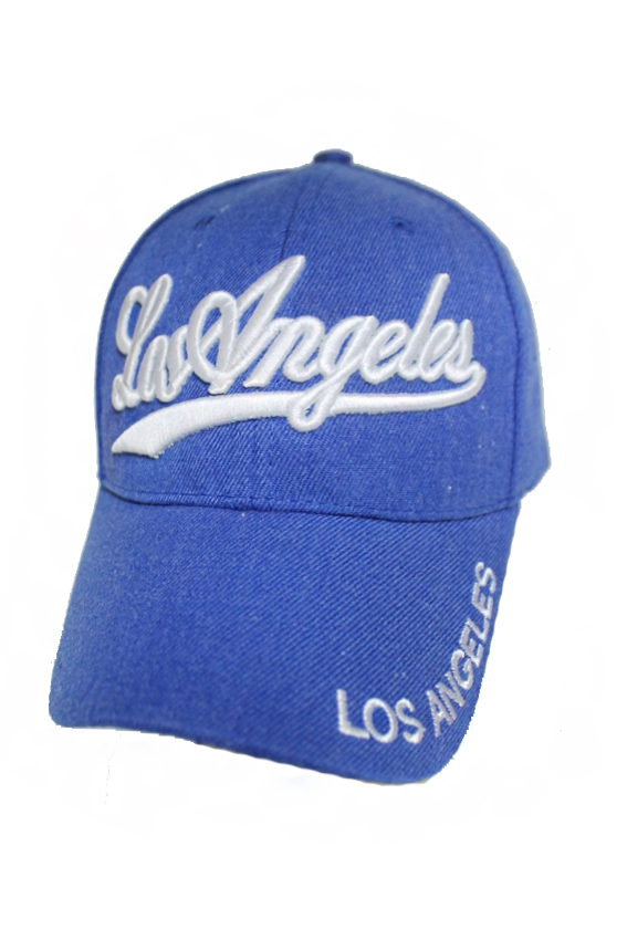 Los Angeles Washed Cap - orangeshine.com