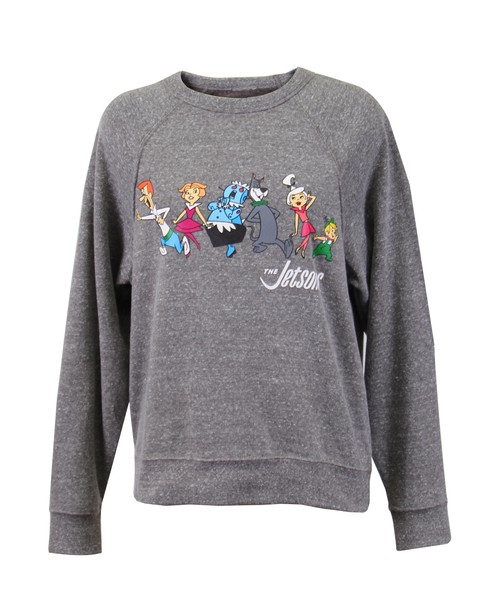 JETSONS Family Grey Sweater - orangeshine.com