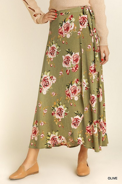 WRAP SKIRT - orangeshine.com