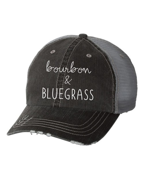 bourbon and BLUEGRASS - orangeshine.com