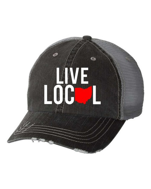 Live Local Ohio with Red State - orangeshine.com