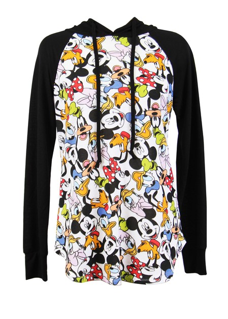 Disney Mickey Mouse Friends Hoodie - orangeshine.com