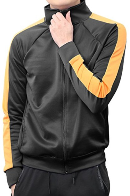 HOLIDAY TRACKSUIT TOP - orangeshine.com