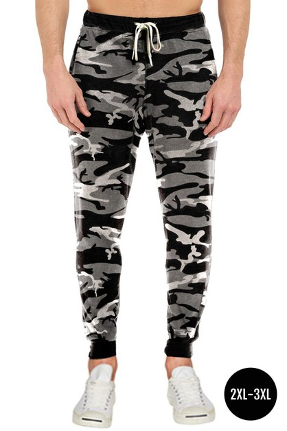 CVC TERRY PANTS - orangeshine.com