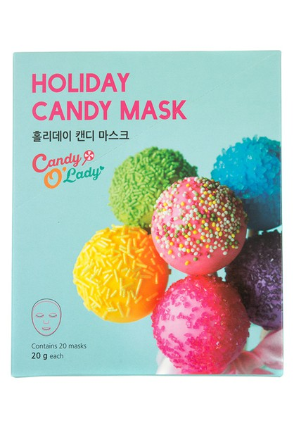HOLIDAY CANDY MASK - orangeshine.com