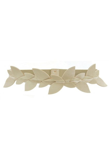 Leaf Belt with Elastic - orangeshine.com