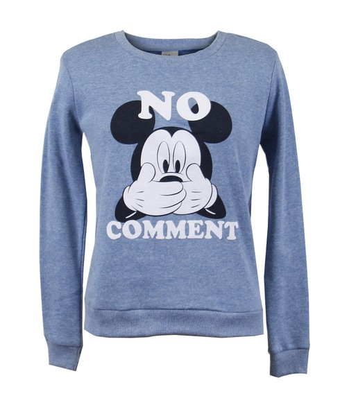 Minnie Mouse No Comment Sweater - orangeshine.com