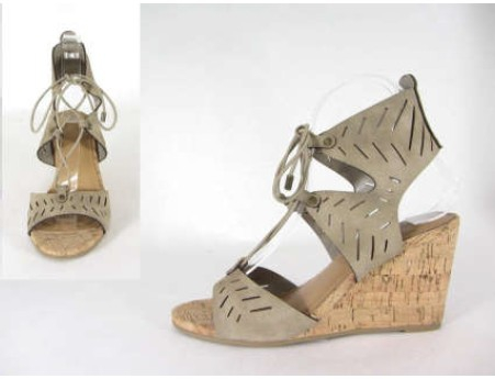 FREEZEWomen Lace Up  Open Toe Sandal - orangeshine.com