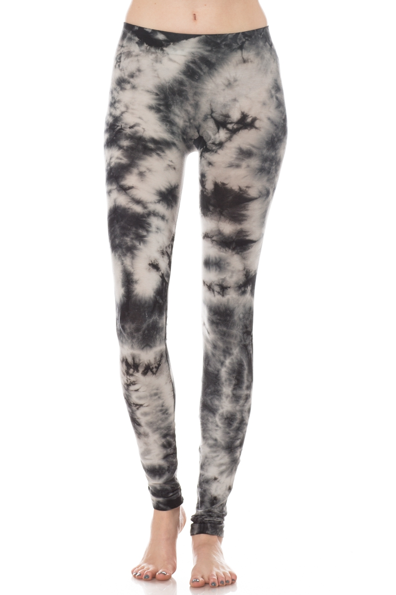 TIE DYE FULL LEGGINGS - orangeshine.com