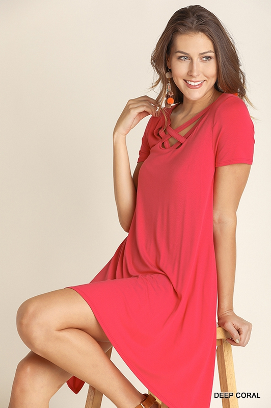 SWING DRESS - orangeshine.com